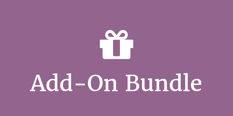 Add-On Bundle